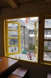 The Yellow Window